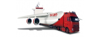 Mærke: Logistikvirksomheden Scan Global Logistics i Tilst har full service kantine l�sning fra
